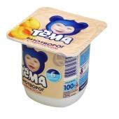 Творожная паста Тема Абрикос 3,4% 100 г – ИМ «Обжора»