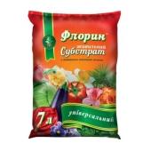 Грунт Флорин Универсал 7л – ИМ «Обжора»
