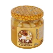 Мед Таврический с арахисом 250 г – ИМ «Обжора»