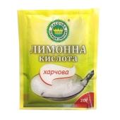 Лимонная кислота Ласочка 20 г – ИМ «Обжора»