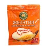 Желатин Ласочка 15 г – ИМ «Обжора»