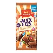 Шоколад Корона арахис драже карамель 160 г – ИМ «Обжора»