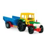 Игрушка Тигрес Трактор с прицепом – ІМ «Обжора»