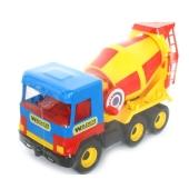 Игрушка Тигрес Middle truck бетономешалк – ИМ «Обжора»
