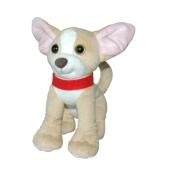 Игрушка Тигрес Собачка чихуахуа белая – ИМ «Обжора»