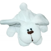 Игрушка Тигрес Зайчик Снежок большой – ИМ «Обжора»