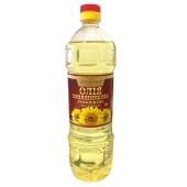 Подсолнечное масло Добриня рафинированное 1 л – ИМ «Обжора»