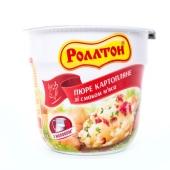 Пюре Роллтон мясо 37 г – ИМ «Обжора»