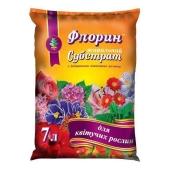 Грунт Флорин цвет. 7л – ИМ «Обжора»