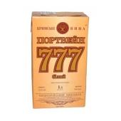 Вино Портвейн  777 белое крепленое 1 л – ИМ «Обжора»