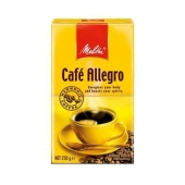 Кофе Мелитта (Mellita) Алегро молотый 250 г – ИМ «Обжора»