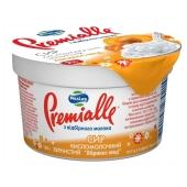 Творог Премиалле абрикос-мед зернистый 7% 150 г – ИМ «Обжора»
