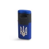 Зажигалка Zenga ZL-5 SLIDER Тризуб – ИМ «Обжора»