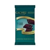 Шоколад Кашет (Cachet) черный extra 70% 300 г – ИМ «Обжора»
