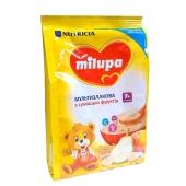 Каша Милупа (Milupa) молочная мультизлаковая с фруктами 210г – ИМ «Обжора»