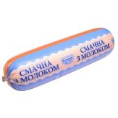 Колбаса Колбасный ряд Фаворит Смачна с молоком вар. 1/с – ИМ «Обжора»