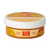 Скраб Фреш Джус (Fresh Juice) для телаOrange&Mango 225мл. – ИМ «Обжора»