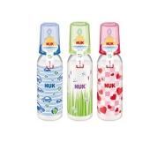 Бутылочка Нук (NUK) пл.240мл+соска+вент – ИМ «Обжора»
