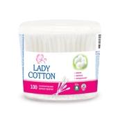 Ватные палочки Леди котон (Lady Cotton) 100 шт – ИМ «Обжора»