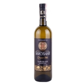 Вино Грузия Киндзмараули (Kindzmarauli) Баисубани белое п/сл 0,75 л – ИМ «Обжора»