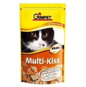 Витамины для кошек Гимпет (Gimpet) Поцелуйчики Мальт-кис 65шт – ИМ «Обжора»