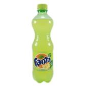 Вода Фанта лимон 0,5л – ИМ «Обжора»