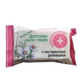Крем-мыло Домашний Доктор детск. ромашка 70г – ИМ «Обжора»