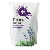 Соль для ванной с лавандой 500г. д/п – ИМ «Обжора»