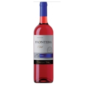 Вино Фронтера (Frontera) Мерло розе 0,75 л – ИМ «Обжора»