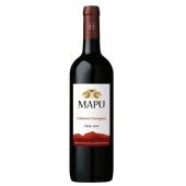 Вино Мапу (Mapu) Каберне Совиньон  красное сухое 0,75 л – ИМ «Обжора»