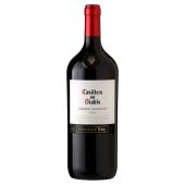 Вино Казильеро дель Дябло (Casillero Del diablo) Каберне-Совиньон 1,5л – ИМ «Обжора»