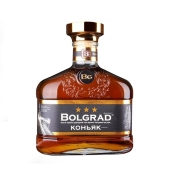 "Коньяк ""Болград"" (Bolgrad) 3*, 0.5 л – ИМ «Обжора»"