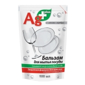 Бальзам для мытья посуды Био (BIOF) Ag+500 мл – ИМ «Обжора»