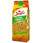 Хлопья кукурузные Золотое Зерно Злаково Сахарная глазурь 300 г – ИМ «Обжора»