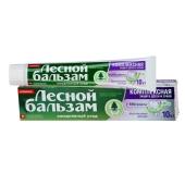 Зубная паста Лесной Бальзам  С биогранулами  75 мл – ИМ «Обжора»