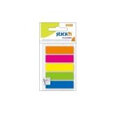 Закладки флажки цветные ассорти 21050 – ИМ «Обжора»