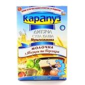 Каша Карапуз яблоко-персик 250 г – ИМ «Обжора»