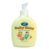 Жидкое мыло Флавершоп (Flowershop) Детское с алантоином 300мл – ИМ «Обжора»