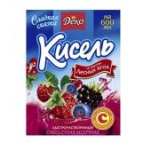 Кисель Деко 65г лесные ягоды – ИМ «Обжора»