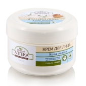 Крем для лица Зеленая Аптека Козье молоко 200 мл. – ИМ «Обжора»