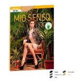Колготки Мио Сенсо (Mio Senso) Lime Ave 40 den black 3 – ИМ «Обжора»