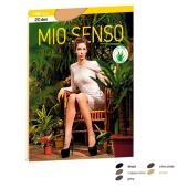 Колготки Мио Сенсо (Mio Senso) Lime Ave 20 den black 3 – ИМ «Обжора»