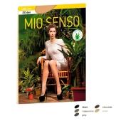 Колготки Мио Сенсо (Mio Senso) Lime Ave 20 den black 5 – ИМ «Обжора»