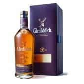 Виски Гленфиддик (Glenfiddich) 26 лет 0,7 л – ИМ «Обжора»