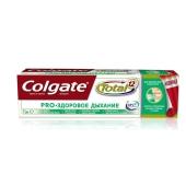 Зубная паста Колгейт (Colgate) Total 12 Про Здоровое дыхание 75 мл – ИМ «Обжора»