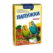 Корм Природа Папужка Юниор 575г – ИМ «Обжора»