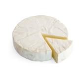 """Cыр камамбер, """"Пасторелли"""" (Pastourelle), с пеплом, 50%, вес. – ИМ «Обжора»"""