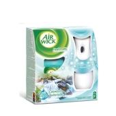 Освежитель воздуха Эирвик (Air Wick) Свежесть водопада 300 мл – ИМ «Обжора»