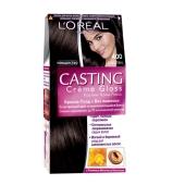 Краска для волос Лореаль (Loreal) Кастинг Крем Глосс N400 – ИМ «Обжора»