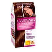 Краска для волос Лореаль (Loreal) Кастинг Крем Глосс N535 – ИМ «Обжора»